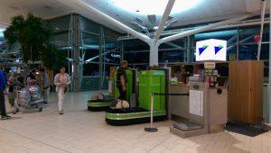 Brisbane International Departures