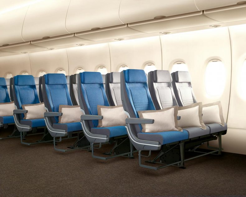 Health And Safety, new A380 cabin products