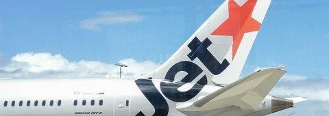 Jetstar Boeing 787 Dreamliner