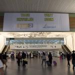 KLIA2, International Departure entrance