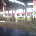 Paris CDG Airport T3 RER Station