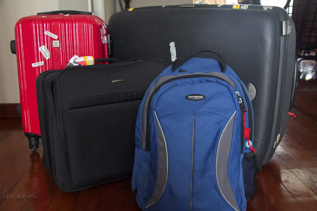 How much Baggage allowance do I get  - Economy Traveller 91cfa7df5d706