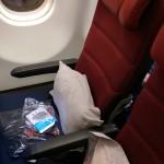 Qantas seating A330-300