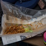 fried noodles, take away