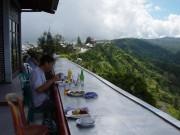 Bali, lunch