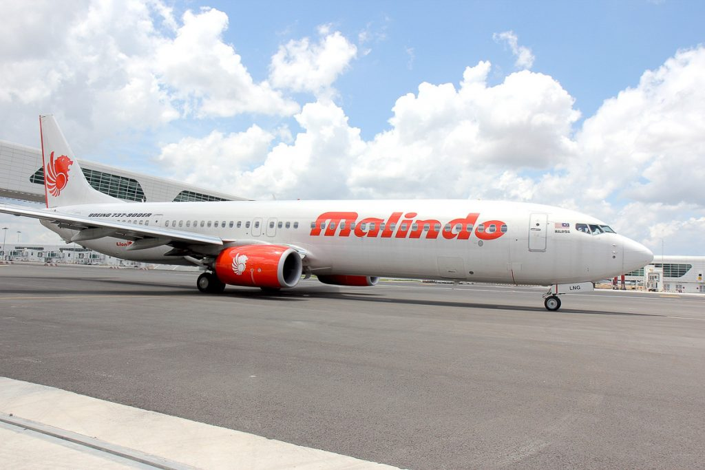 Malindo Air 737-900ER,Malindo Air launches Brisbane-Bali