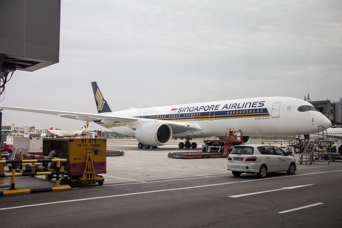Seattle,Singapore Airlines first A350-900,Singapore Airlines adds Stockholm,70 hour flash sale,Singapore to Stockholm,KrisShop