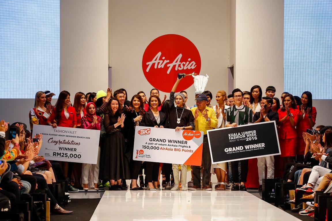 AirAsia KL Fashion Week RTW 2016 winners