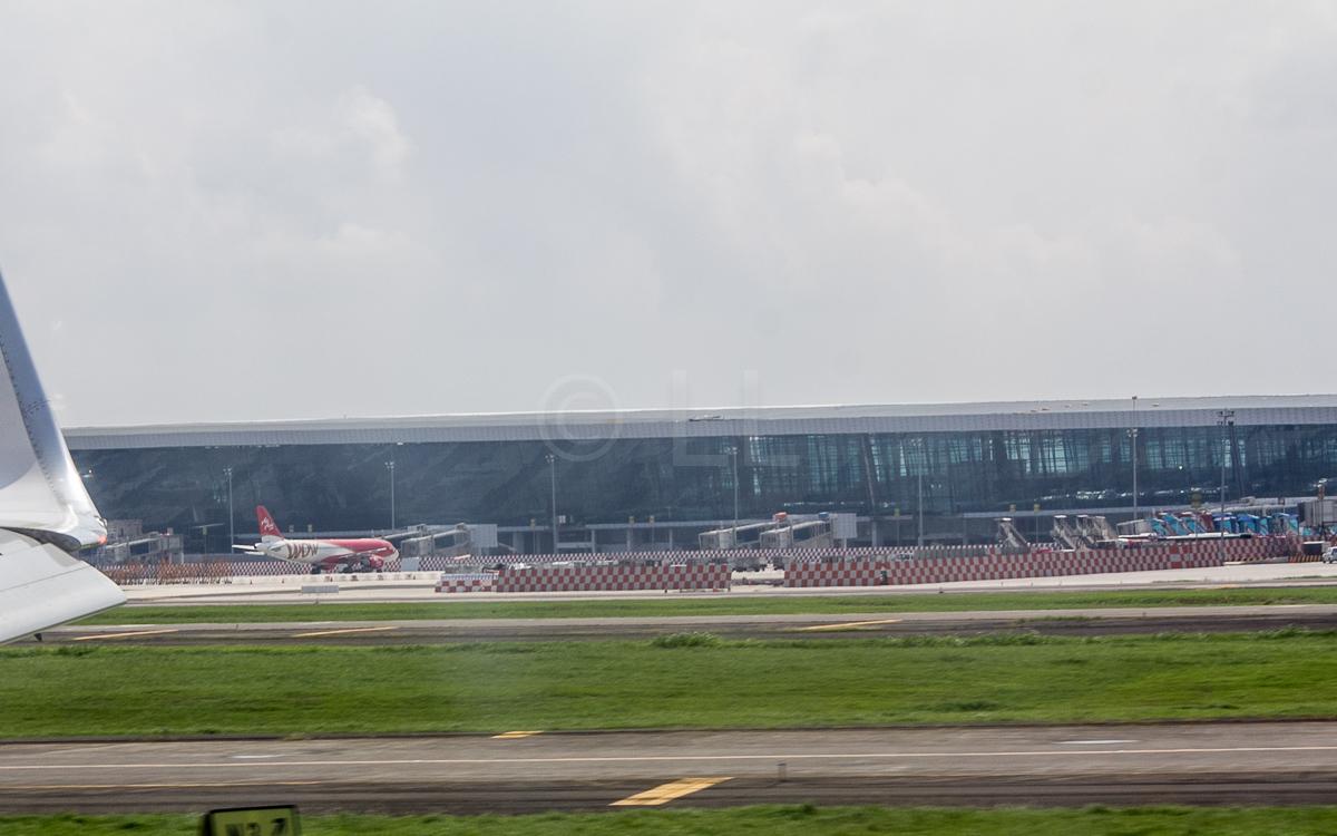 Soekarno-Hatta Jakarta (CGK),Singapore-Jakarta-Sydney,Terminal 3 in Jakarta