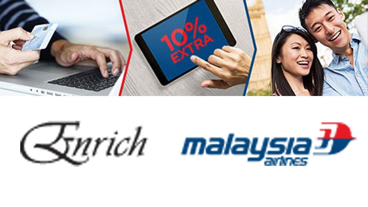 Enrich Credit Card points conversion