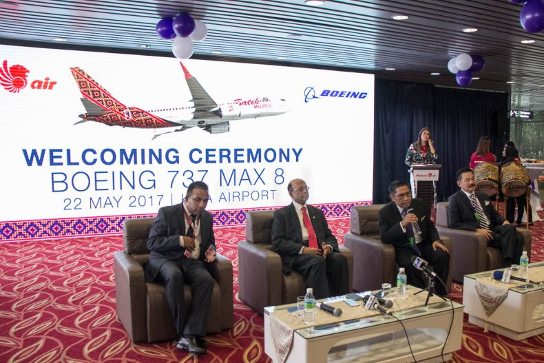 much awaited Boeing 737 MAX 8