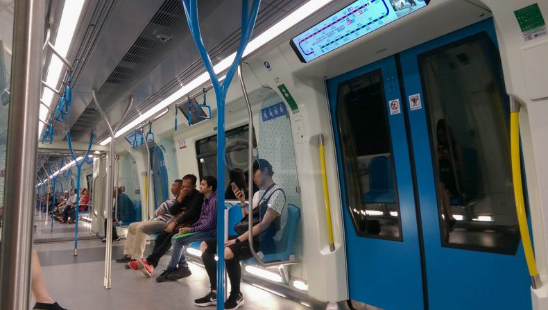 MRT to Kajang,combo ticket to KLIA