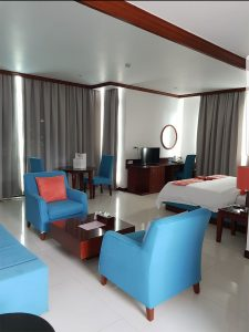 Sihanoukville Accommodation - Dara Independence Hotel - Deluxe Room