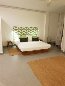Sihanoukville Accommodation - Naia Junior Suite bedding