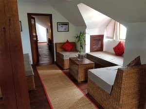Sihanoukville Accommodation - Sok San Resort - Pavilion loft
