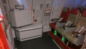 best standard AirAsia X seat