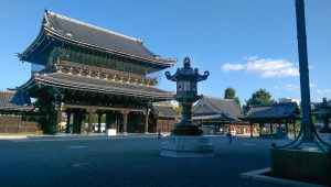Temples in Kansai