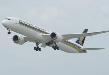 global Covid-19 response, Singapore Airlines Cuts Capacity, New Mobile App,new B787-10