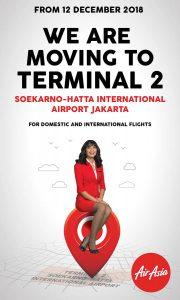 Jakarta flights move