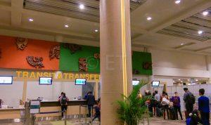 Bali airport transit