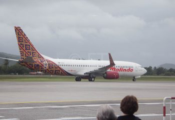 possible data breach, Malindo Air B737